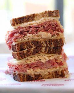 Schmaltz Sandwich Stack